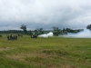Cannons from ohio statehouse firing at 150th anniversary of gettysburg